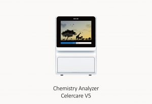 Fully Automated Biochemistry Analyser