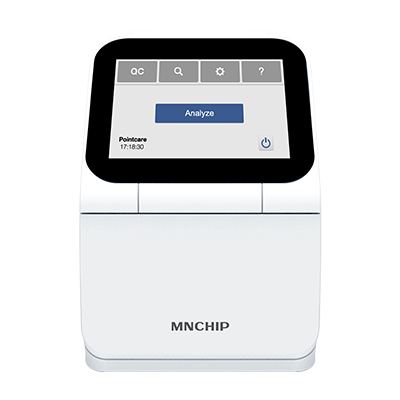 Veterinary Blood Chemistry Analyzer Equipment