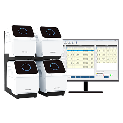 Fully Automated Clinical Chemistry Analyzer